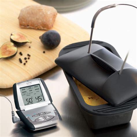 sonde thermometre cuisine thermomètre four mastrad avec sonde colichef