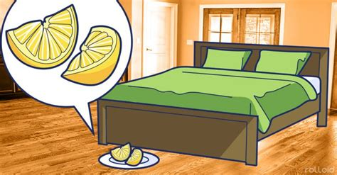 vicino al letto 5 motivi per cui ogni sera dovresti mettere una fetta di