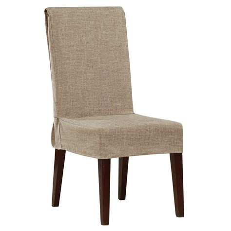 fit shorty dining chair slipcover reviews wayfair