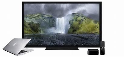 Apple Tv Mac Airplay Pc Macbook Send