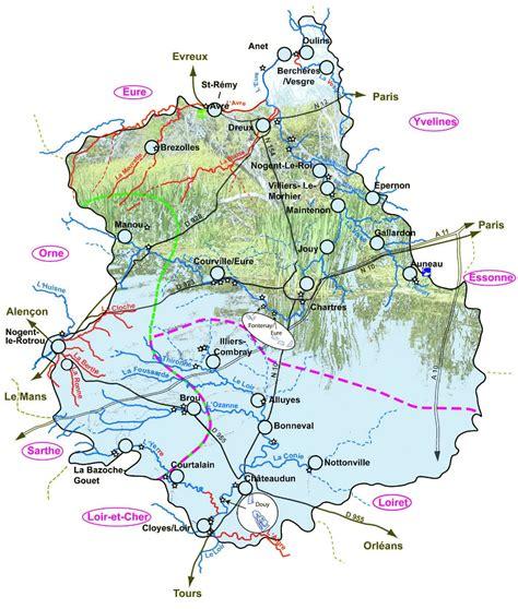 Carte Prostituée by Tourisme En Eure Et Loir