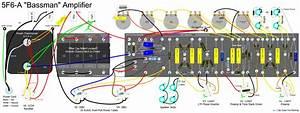 1959 Fender Precision Bass Wiring Diagram  U2013 Avimar Info