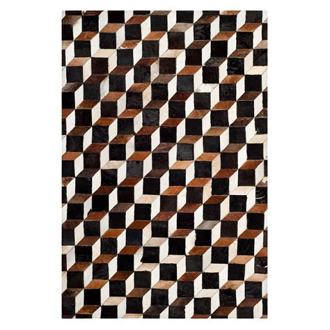 safavieh leather rug safavieh studio leather collection area rug 3 x 5