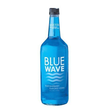 BARTONS BLUE WAVE VODKA LTR for only $6.99 in online ...