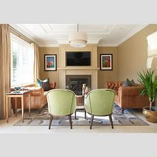 Interior Design Ideas Mill Basin House Gets Elegant