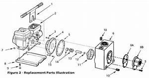 Parts For Amt Pump Model   4225