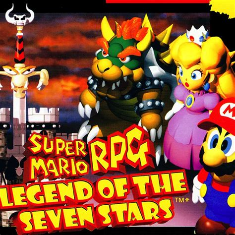 Super Mario Rpg Legend Of The Seven Stars Gamespot