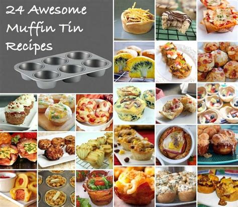 muffin tin recipes 24 muffin tin recipes recipes pinterest