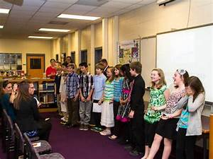 Windsor Locks Middle School Students Honored For Their ...