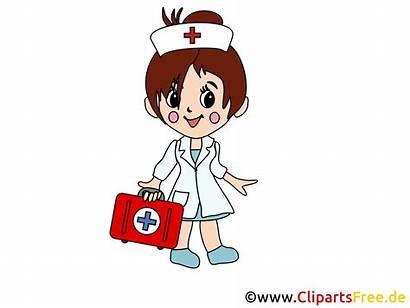 Clipart Krankenschwester Clip Infirmiere Utklipp Sykepleier Medecine
