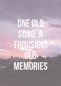 Old Songs Quotes. QuotesGram