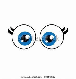 Two Funny Eyes Stock Vectors & Vector Clip Art   Shutterstock