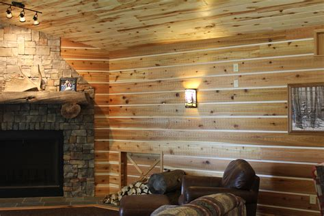 Wood Siding Interior Wall Paneling Home Depot