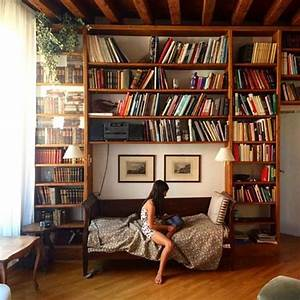 20, Awesome, Bedroom, Library, Decor, Ideas