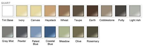 Rustoleum Cabinet Transformations Color Samples by Paint Amp Painting Supplies At Wholesale Prices