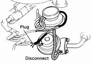 Toyota Electronic Air Bleed Control Valve