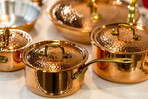 copper cookware safe   kitchenairy