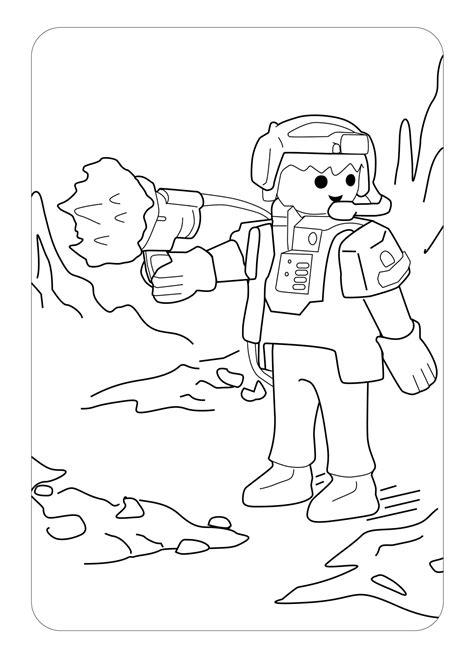Kleurplaat Playmobil Prinses by Kinderfilmpjes Playmobil