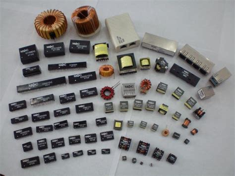 Electronic Component Types