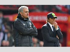 Manchester United v Chelsea Jose Mourinho talks tactics