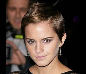 Emma Watsons Fabulous New Pixie Cut StrayHair