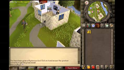 How To Buy A House In 2007 Runescape [construction] Youtube