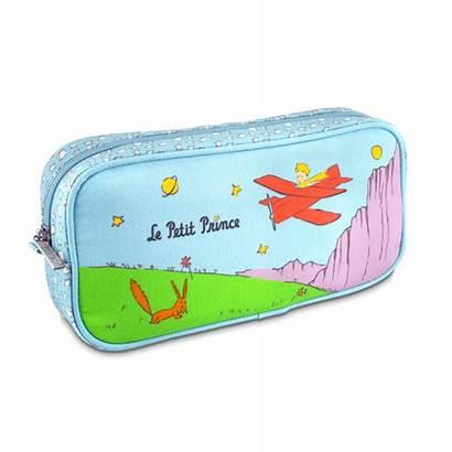 Pencil Case Rectangular Ecole Planete Prince Petit