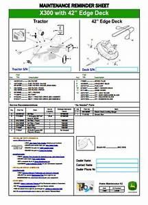 John Deere X300 Service Manual Pdf