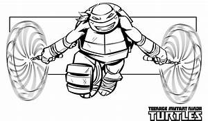 Dibujos De Las Tortugas Ninja Para Pintar Dibujos De Las