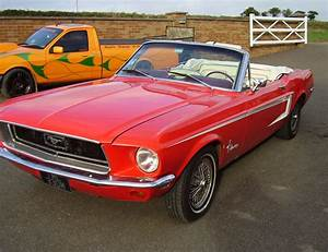 Car for sale | 1968 Ford Mustang Convertible - Classic American