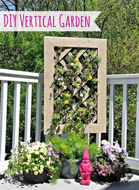 vertical gardening diy diy vertical garden