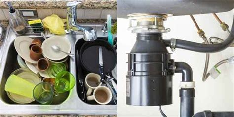 clear  clogged kitchen sink  disposal amarco plumbing