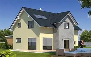Haus Mit Satteldach : haus best emondi 145 fertighaus mit satteldach ~ Watch28wear.com Haus und Dekorationen
