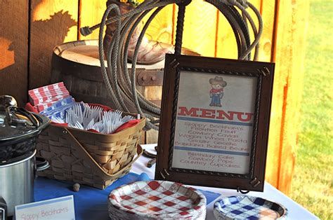 party ideas and themes archives diy swank cowboy party food archives events to celebrate