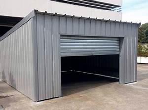 tole pour porte de garage 1 garages m233talliques With tole pour porte de garage