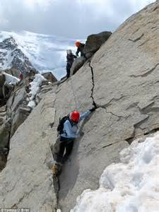 Vanessa O'Brien can afford to climb mountains because she ...