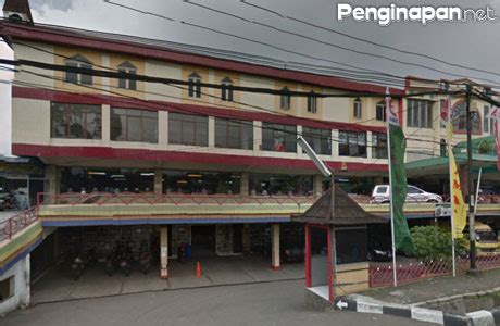 Hotel Flamboyan, Penginapan Murah Kelas Melati Di Cipanas
