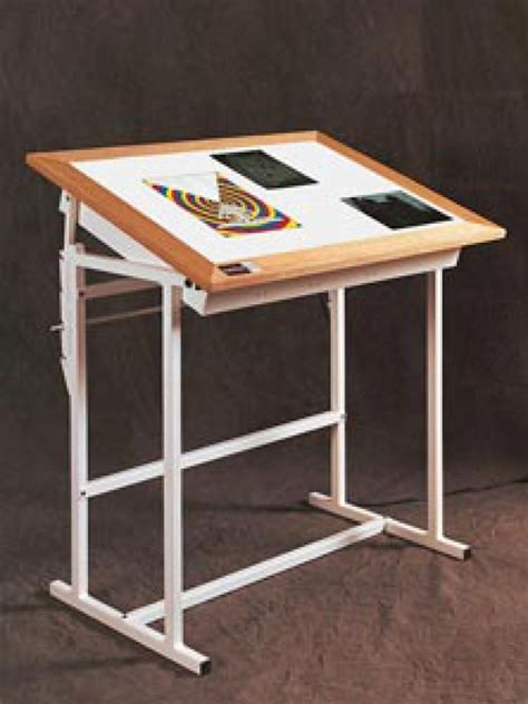 Artist Light Table by Alvin Alva Trace Light Table Misterart