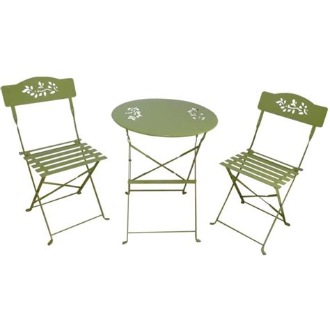 salon metal anis achat vente salon de jardin salon metal anis cdiscount