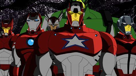 avengers earths mightiest heroes animated series