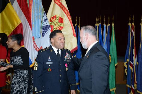 army retirement ceremony dvids images command sgt maj william majors