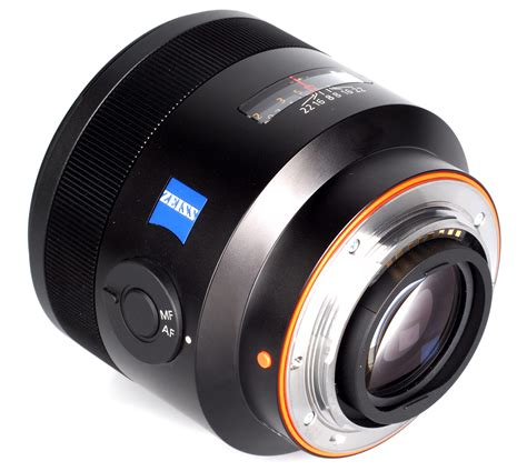 with carl zeiss lens carl zeiss planar t 50mm f 1 4 za ssm lens review