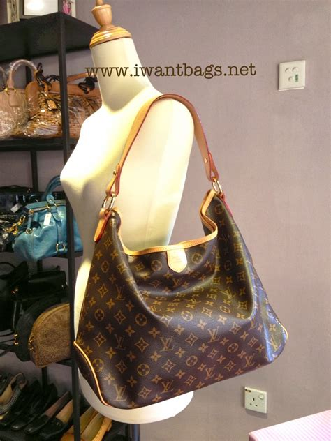 vintage vintage designer handbags louis vuitton delightful mm