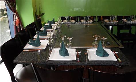 restaurant japonais cuisine devant vous restaurant teppanyaki yonghua 12 ème japonais