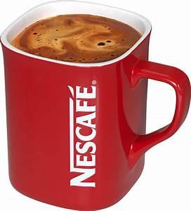 Nescafe, Red, Mug, Coffee, Png
