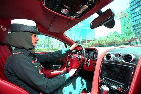 Dubai Police Patrol In Luxury Sports Cars