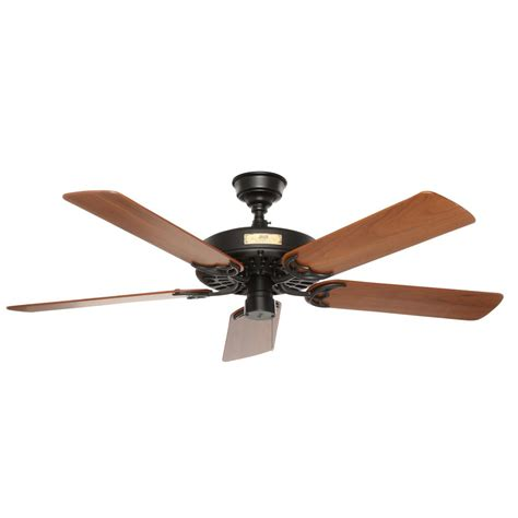 outdoor ceiling fan blades hunter original 52 in indoor outdoor black ceiling fan