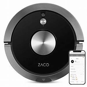Staubsaugen Und Wischen : zaco a9s saugroboter mit wischfunktion app und alexa ~ A.2002-acura-tl-radio.info Haus und Dekorationen
