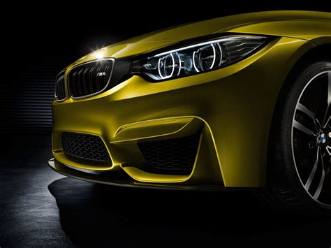 Bmw M4 Concept Coupe Front Splitter