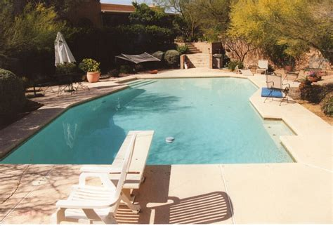 ventana area pool renovation add spa soften yard